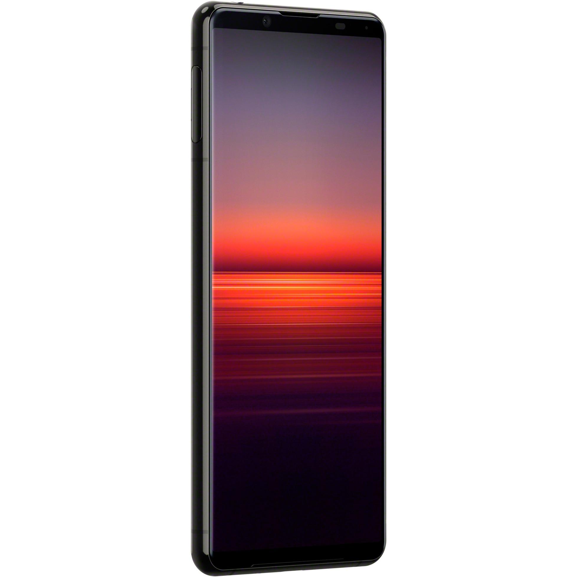 sony xperia 5 ii 15,5 cm (6.1) dual sim ibrida android 10.0 5g usb tipo-c 8 gb 128 gb 4000 mah , handy nero