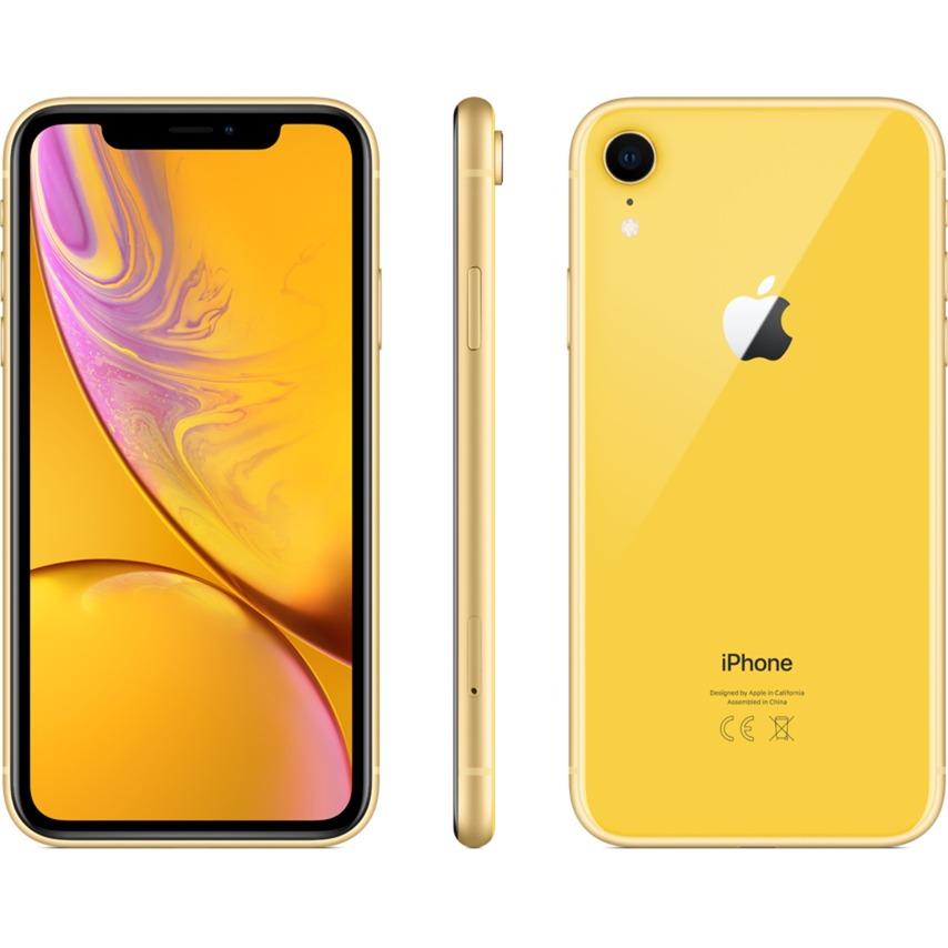 Apple Iphone Xr 155 Cm 61 64 Gb Doppia Sim 4g Giallo Handy