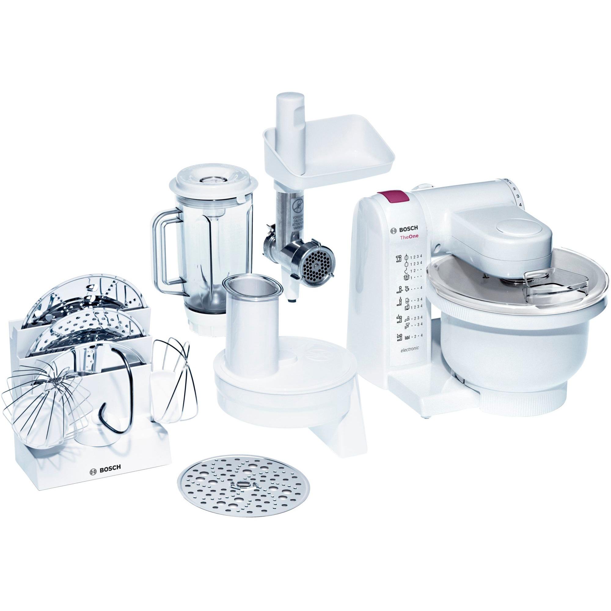 Bosch MUM4657 robot da cucina Bianco 550 W bianco, Bianco, 1 L, 1,2 ...
