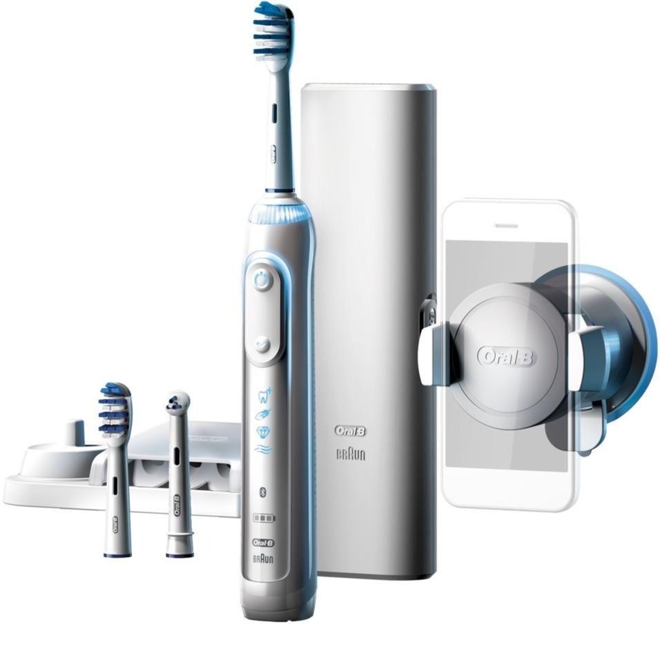 Oral-B Genius 8000 TriZone, Spazzolino da denti elettrico