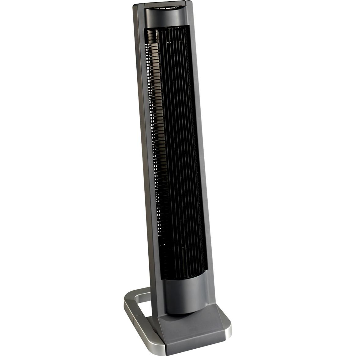 AIROS PIN II Ventilatore a torre domestico Antracite