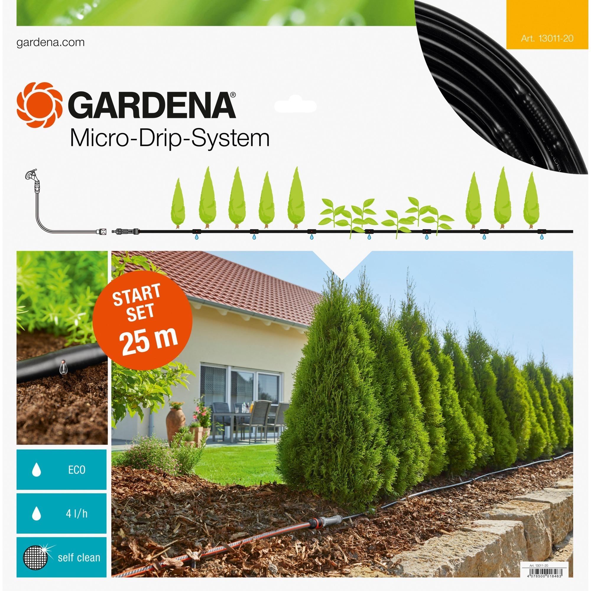 Gardena sistema micro goccia piante vaso m prezzi for Sistema irrigazione a goccia