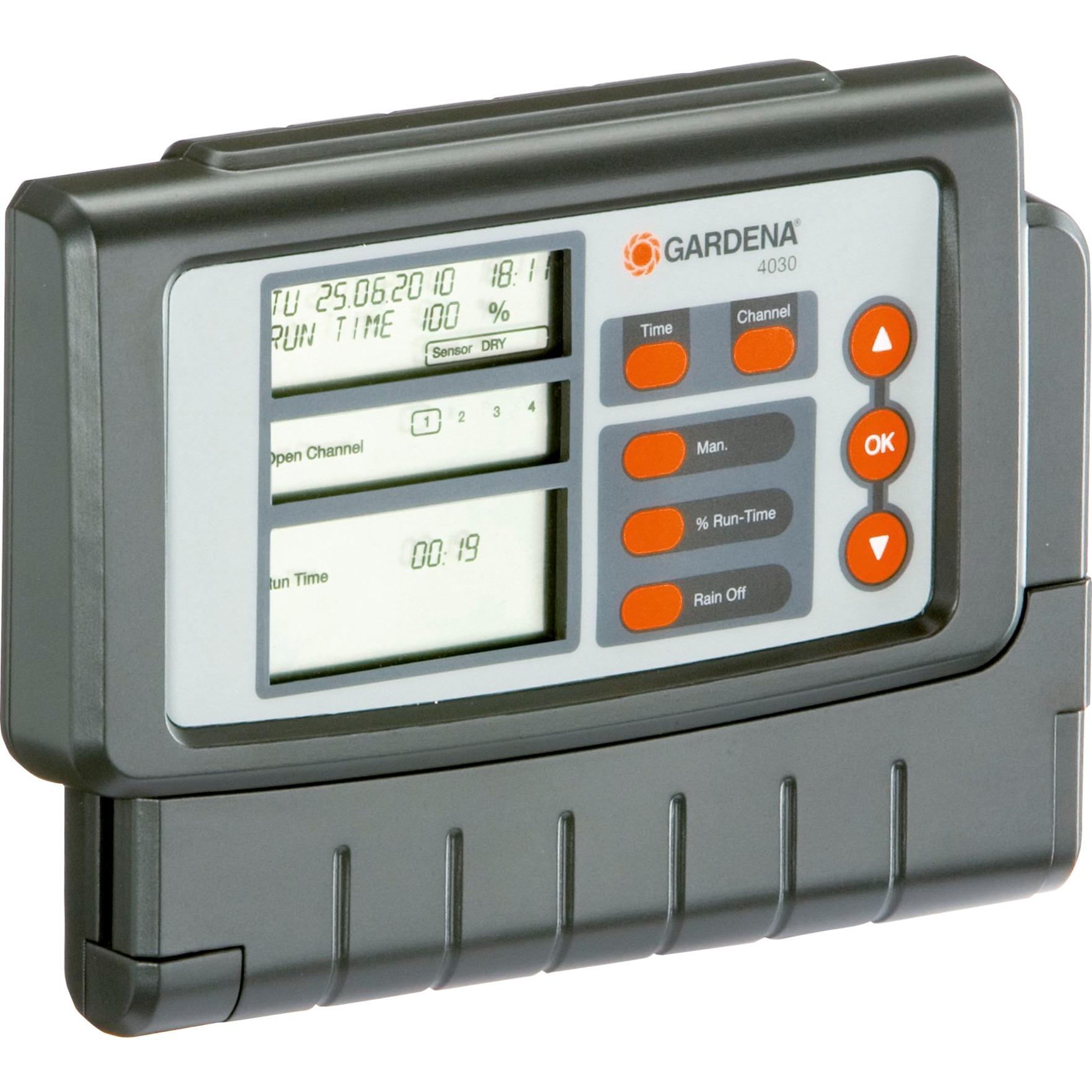 Sistema irrigazione acqua controllo timer automatico for Sistema di irrigazione automatico