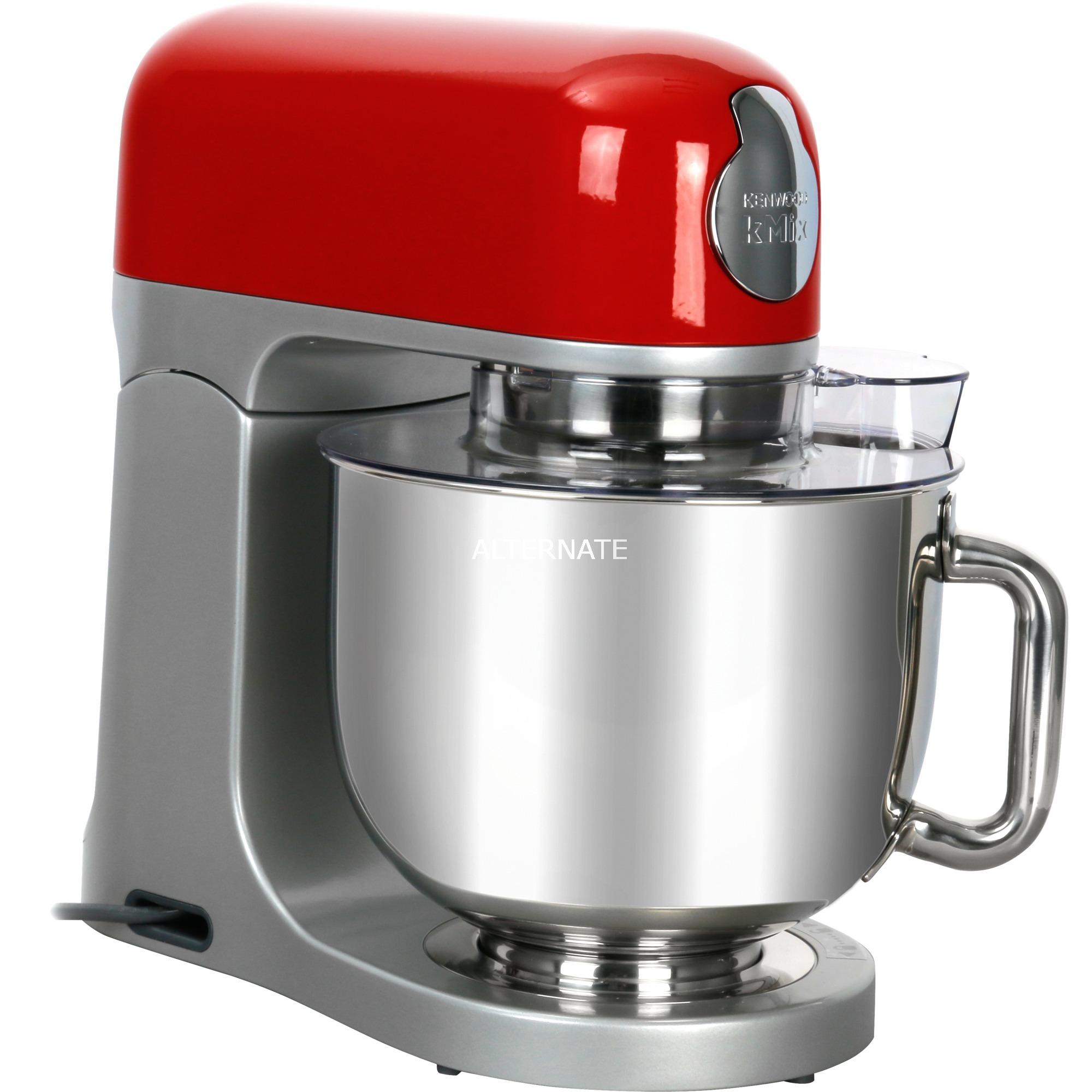 Kenwood 0W20011138 robot da cucina 5 L Rosso 1000 W rosso/Argento, 5 ...