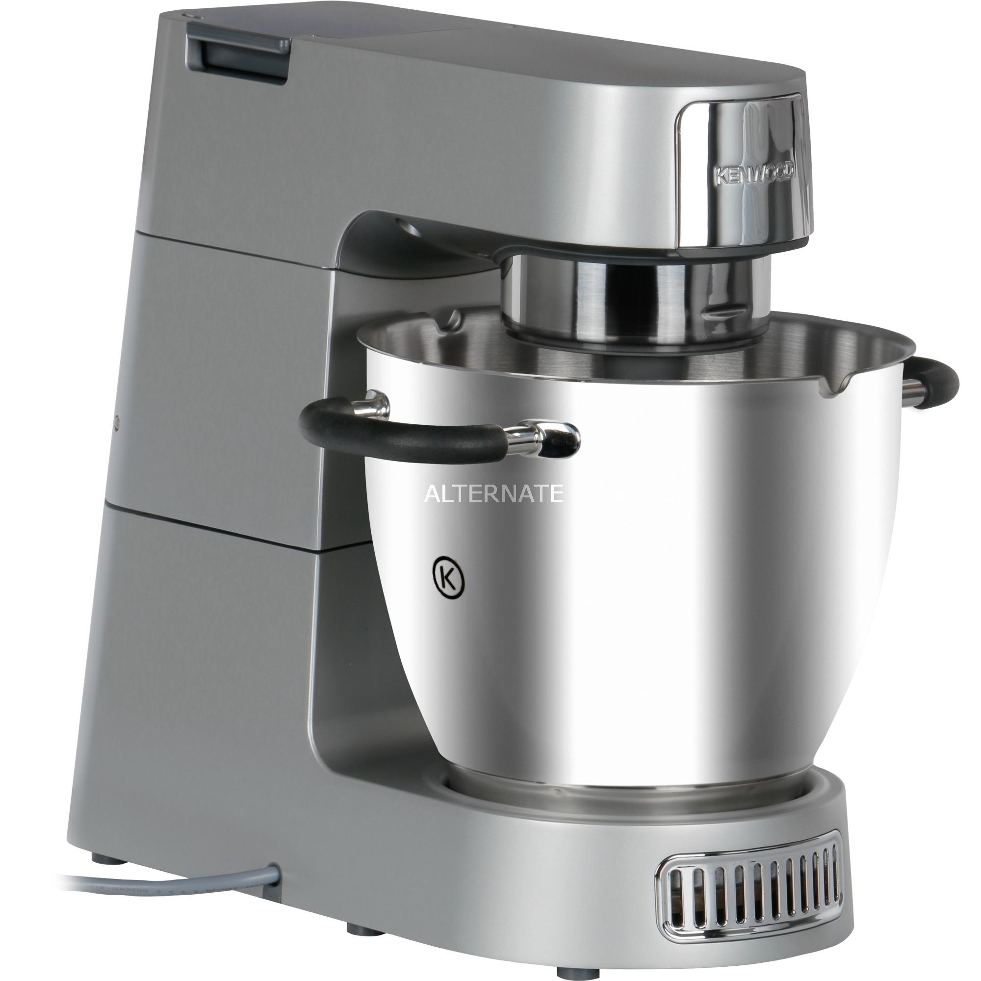 Cooking Chef Gourmet KCC9060S 1500W 6.7L Argento, Robot da cucina (argento,  6,7 L, 180 °C, CE, Argento, Pulsanti, Manopola, Touch, Acciaio ...