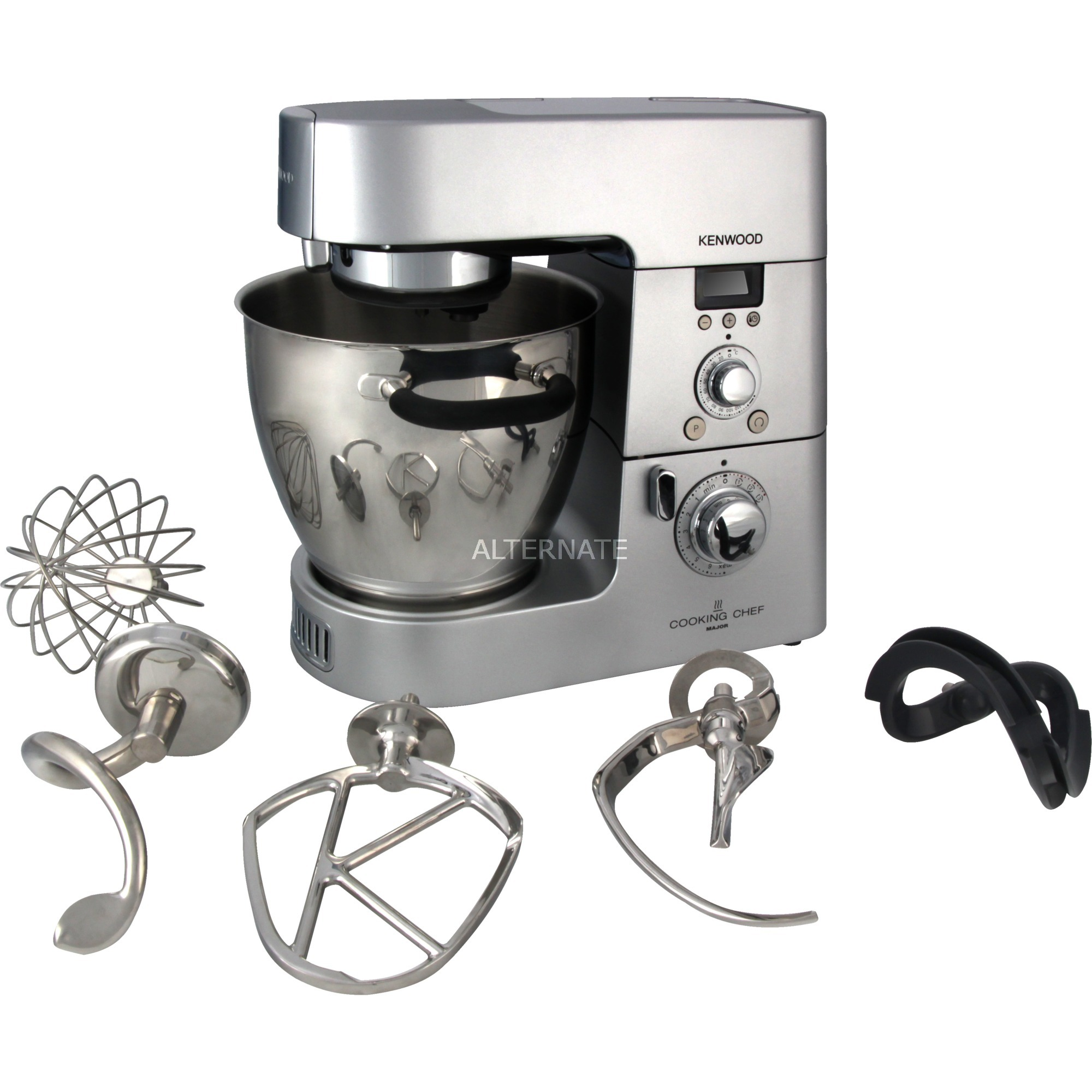 Kenwood Cooking Chef KM094, Robot da cucina argento