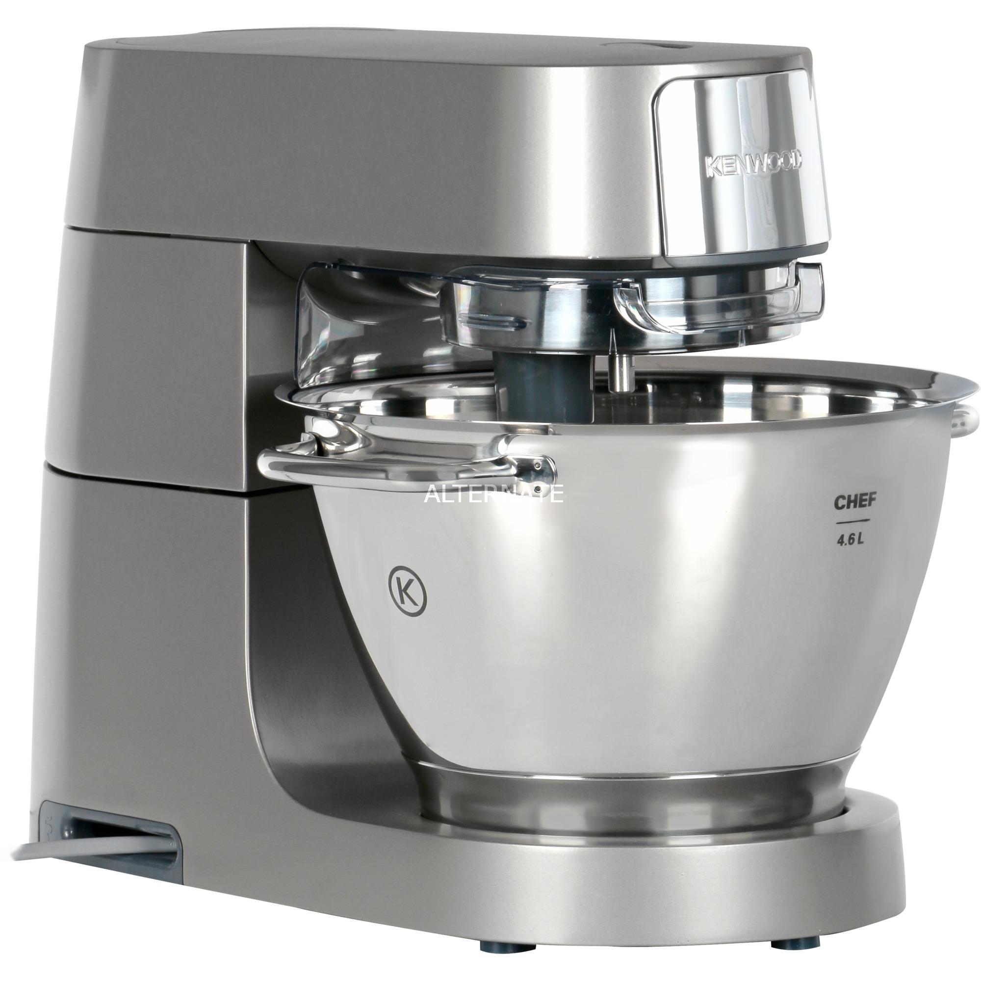 KVC7320S robot da cucina 4,6 L Argento 1500 W (argento, 4,6 L, Argento, 1,6  L, Acciaio inossidabile, 1500 W, 380 mm)