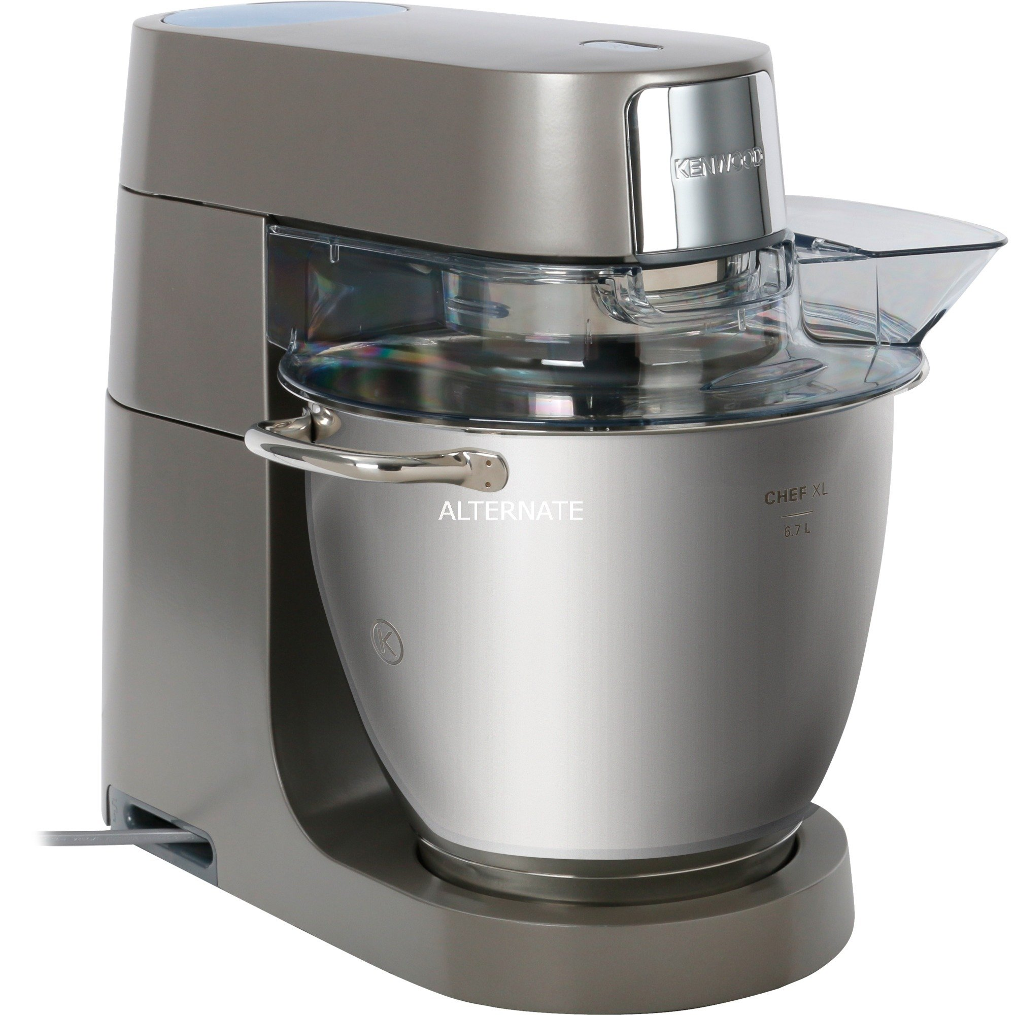 Kenwood KVL8361S robot da cucina 6,7 L Beige 1700 W argento, 6,7 L ...