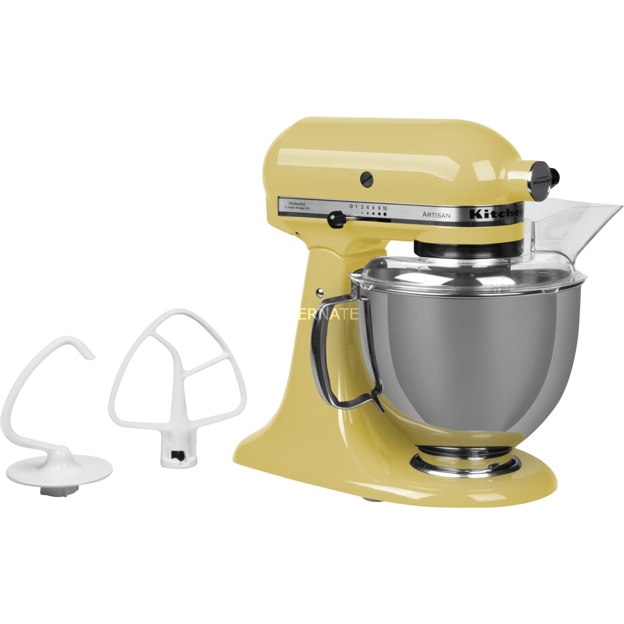 Kitchenaid artisan robot cucina 4 5 litri cottura prezzo - Robot da cucina con cottura ...