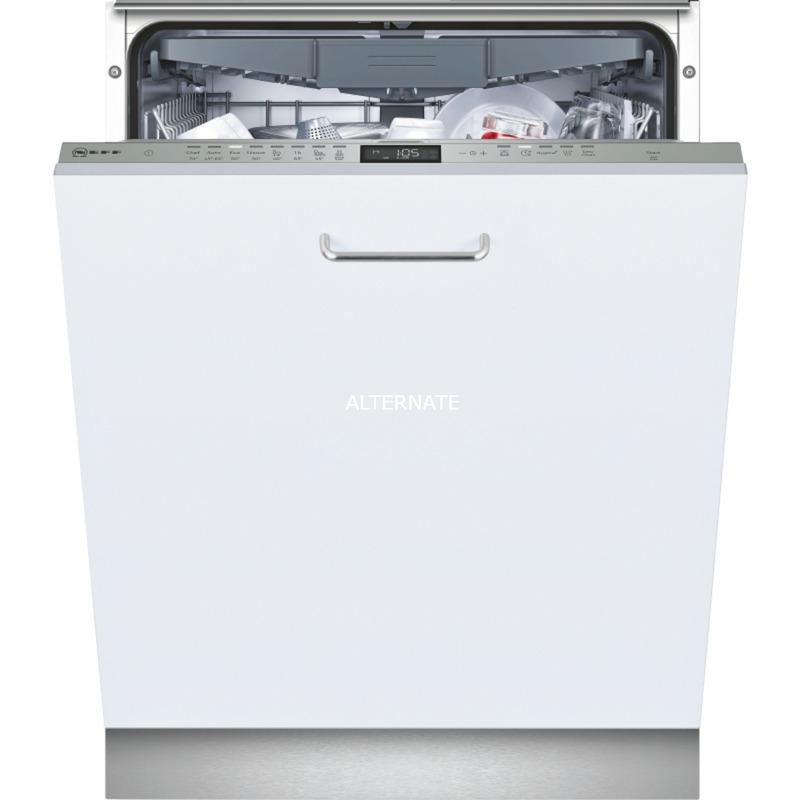 S525M80X1E lavastoviglie A scomparsa totale 14 coperti A++ (A scomparsa  totale, Dimensione massima (60 cm), Bianco, Acciaio inossidabile, Touch,  1,75 ...