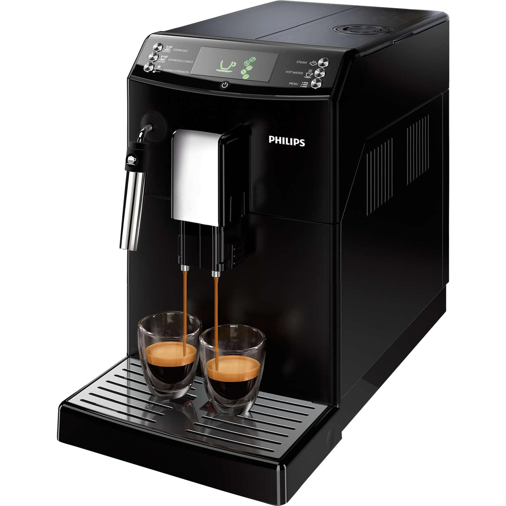 HD8831/01, Macchina automatica