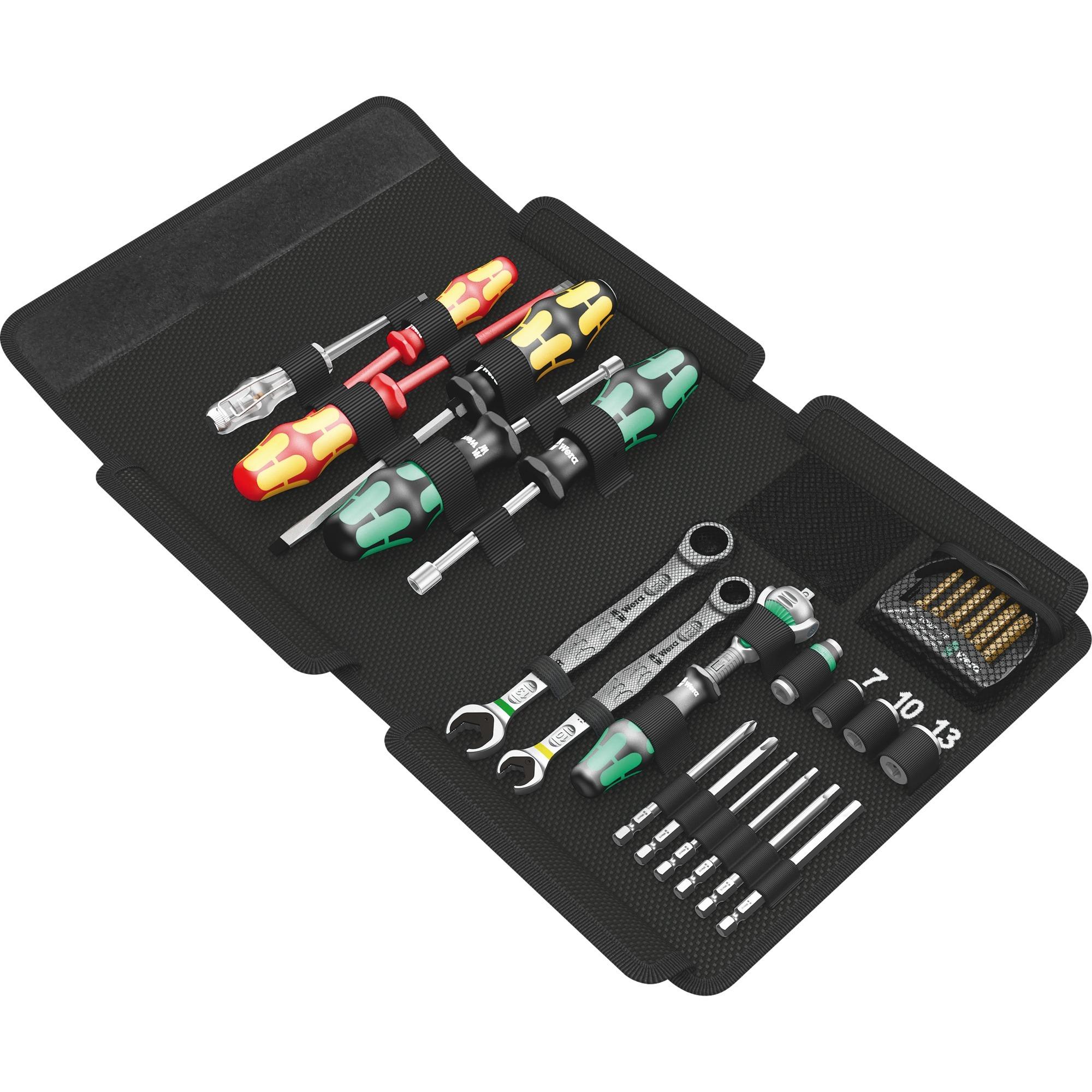 Kompakt SH 1 PlumbKit set di strumenti meccanici 9 strumenti