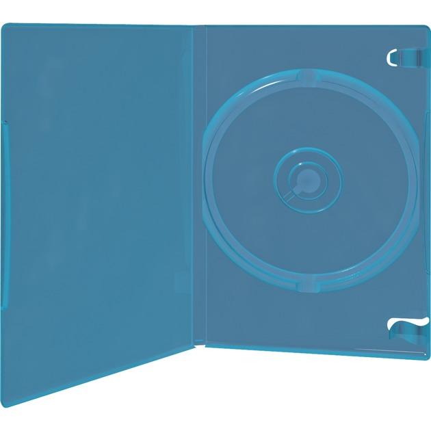 MediaRange–Set+di+25custodie+singole+per+dischi+Blu-ray+11mm