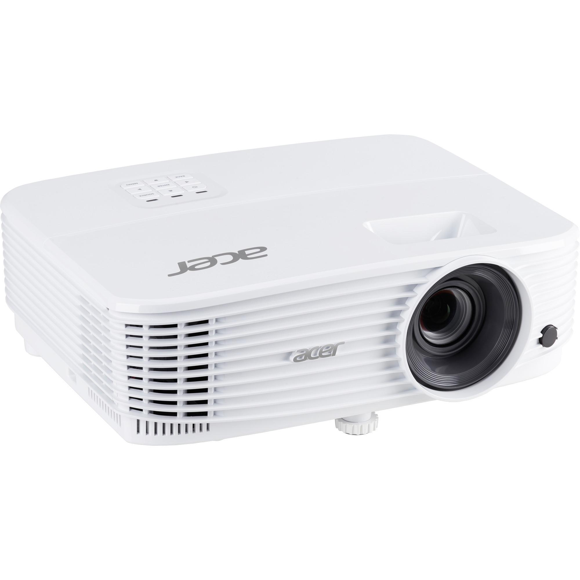 P1150 videoproiettore 3600 ANSI lumen DLP SVGA (800x600) Compatibilit� 3D Proiettore portatile Bianco, Proiettore DLP