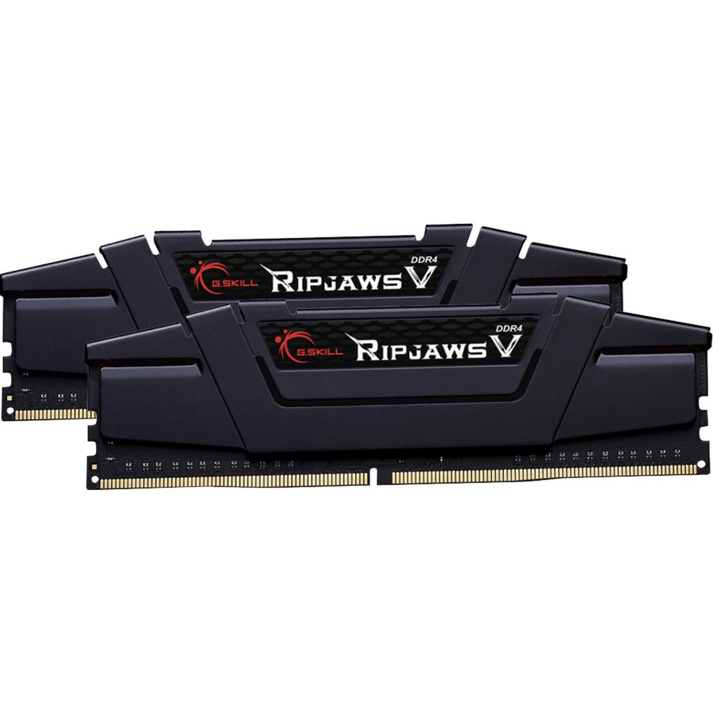 g.skill ripjaws v memoria 32 gb 2 x 16 gb ddr4 3200 mhz nero