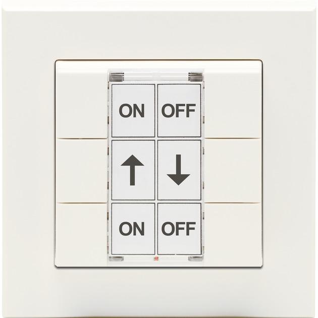 pulsante luce prezzi sconti ariston. Black Bedroom Furniture Sets. Home Design Ideas