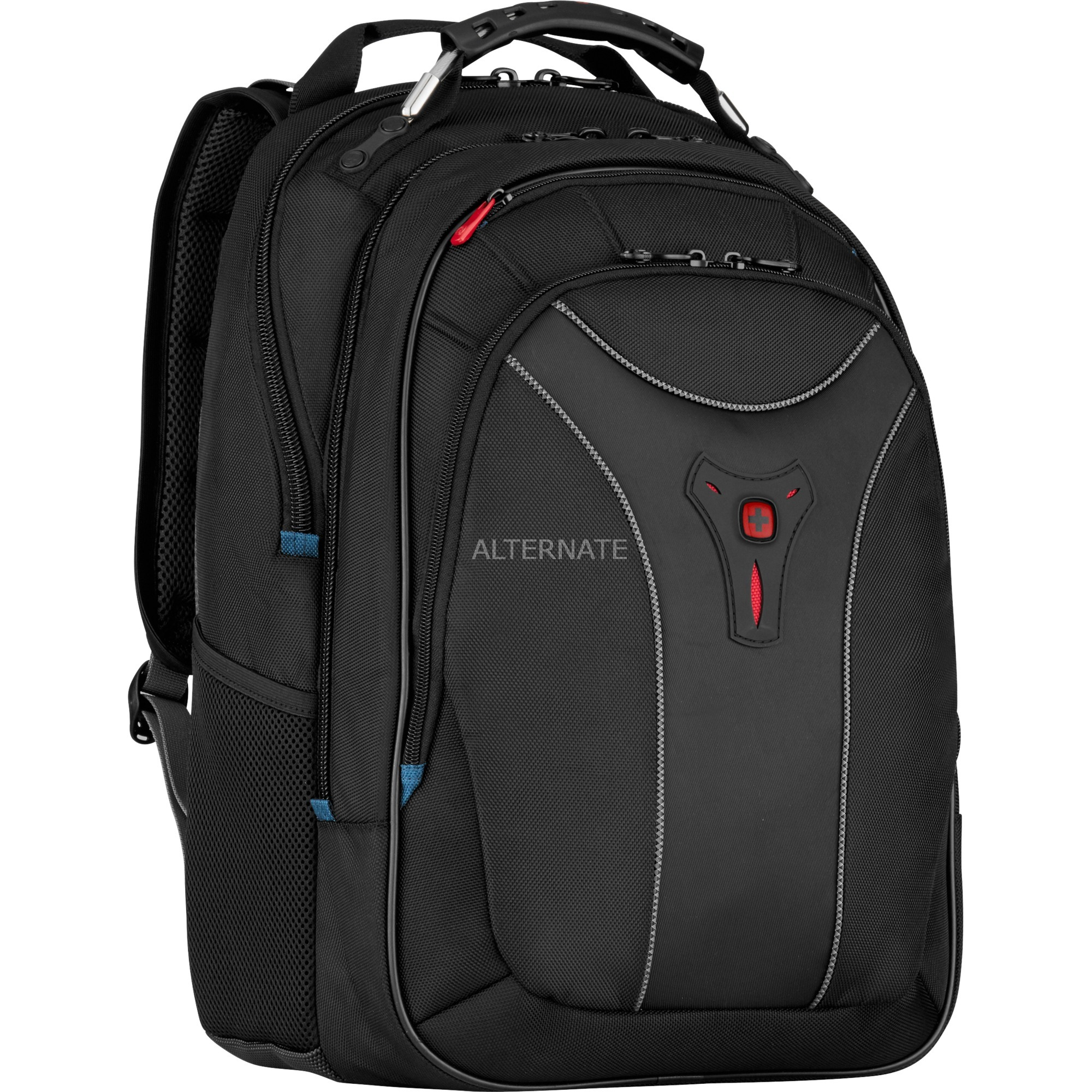 e2b32b8f2 Wenger Laptop Backpack Carbon | The Shred Centre