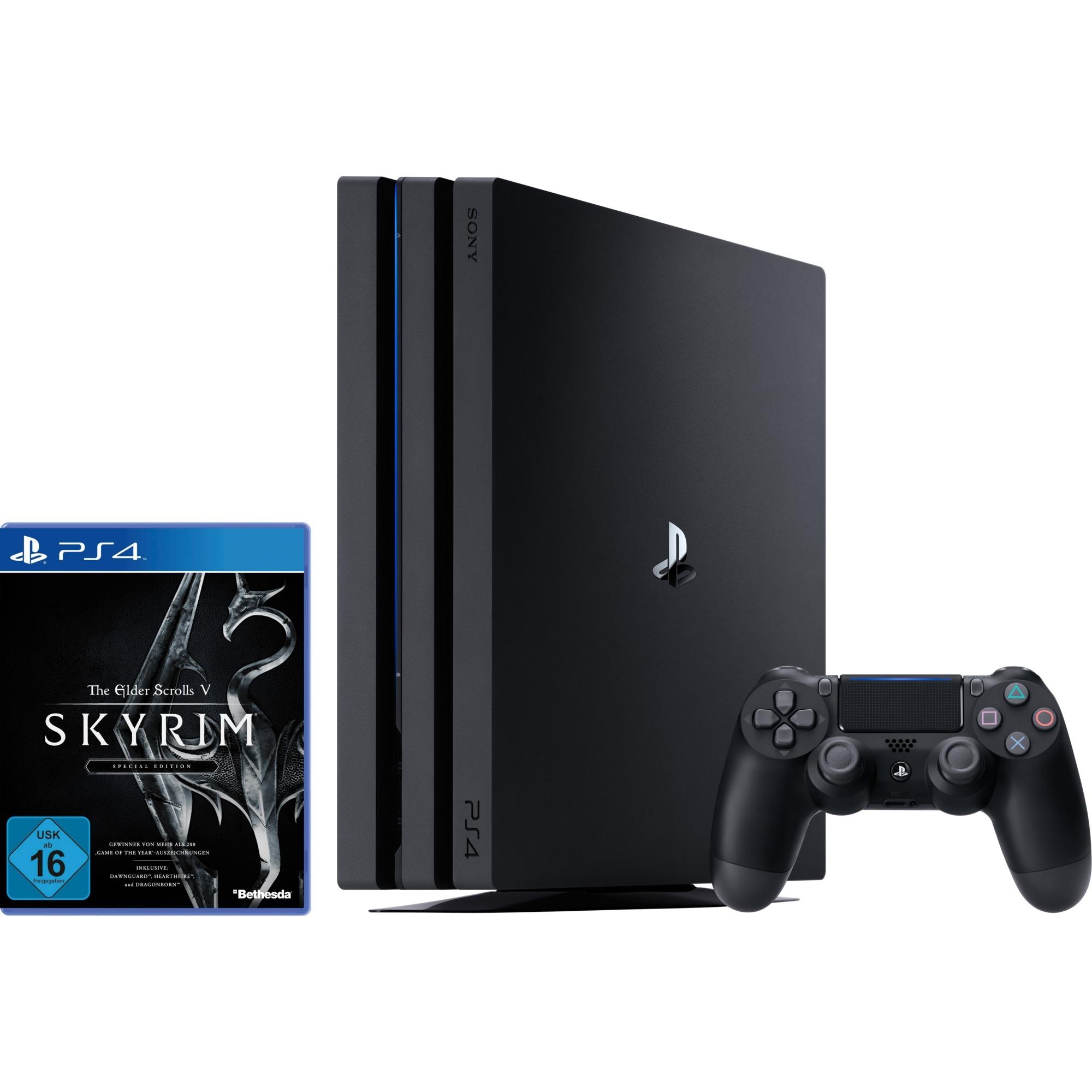 PlayStation 4 Pro, Console di gioco