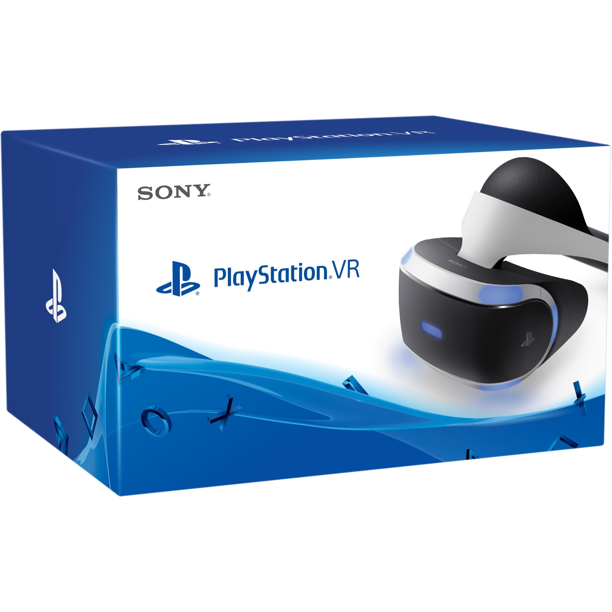 PlayStation VR, Occhiali VR