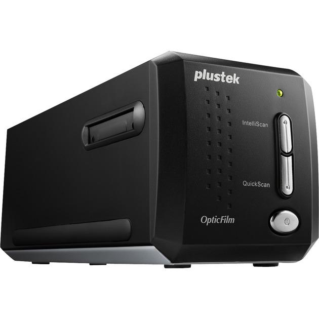 Plustek Optic Film OF8200i SE Film Scanner, Nero/Antracite