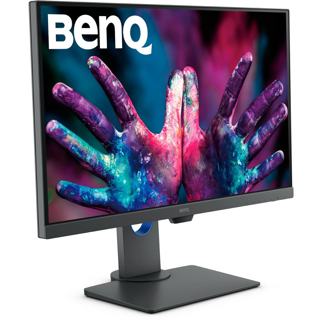 PD2700U monitor piatto per PC 68,6 cm (27) 4K Ultra HD LED Grigio, Monitor LED
