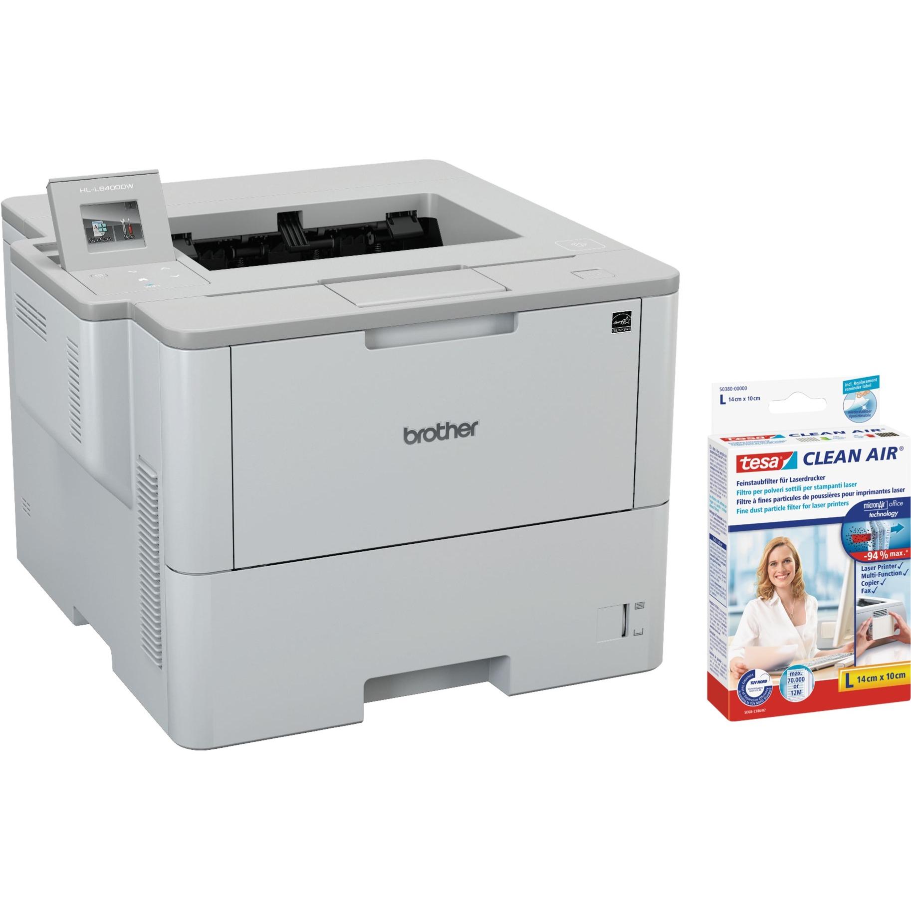 HL-L6400DW, Stampante laser