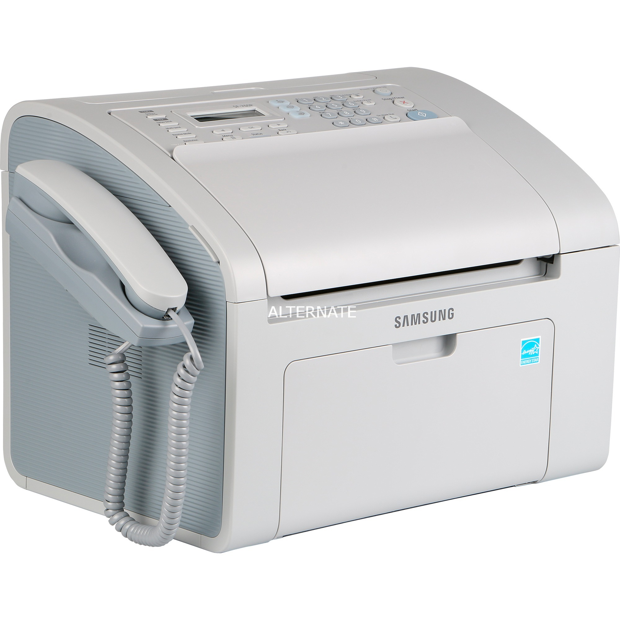 how to send a fax with a samsung 1860 printer