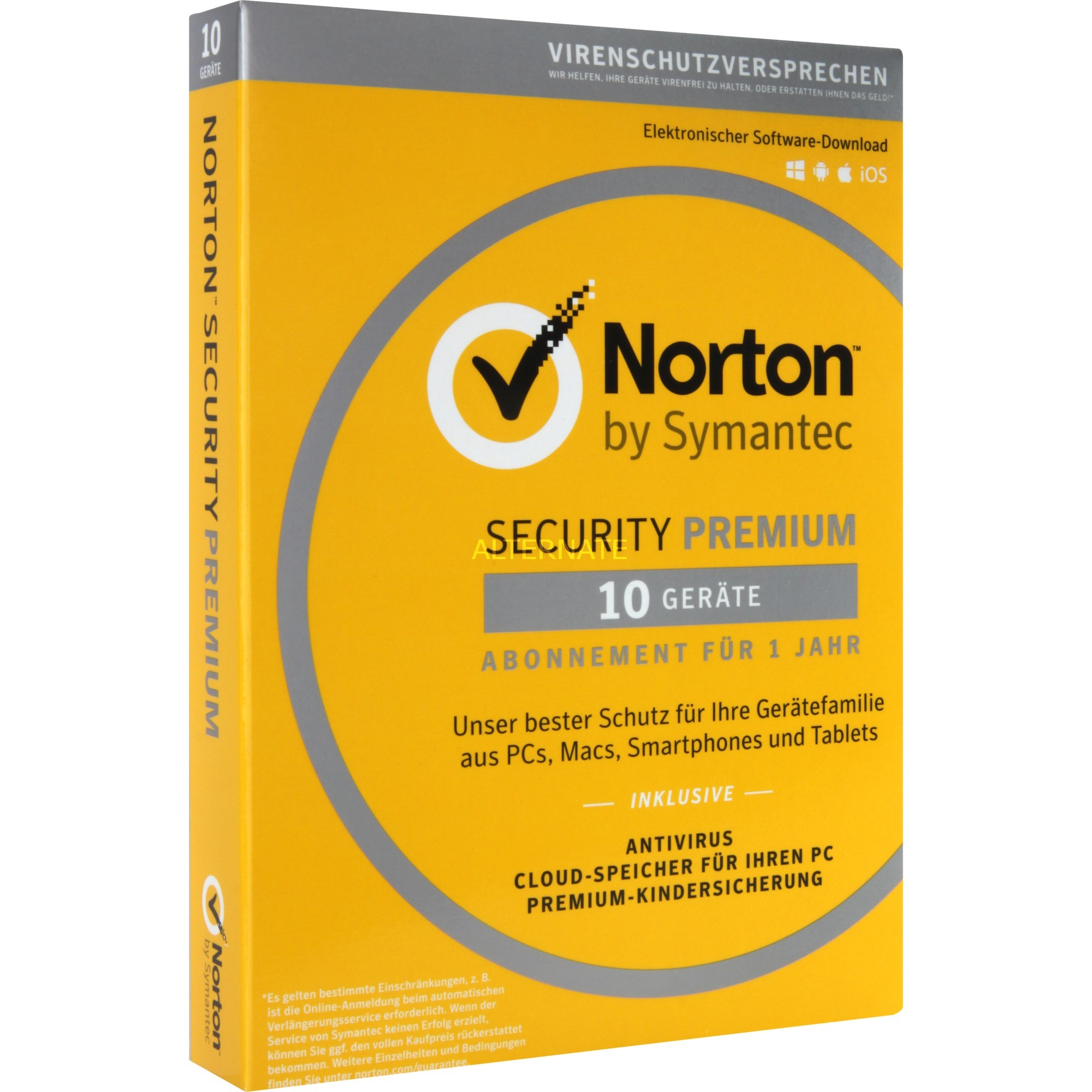 is norton security free